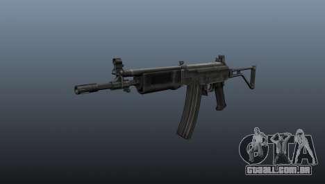 Um fuzil de assalto Galil israelense para GTA 4