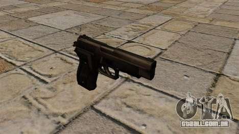 SIG-Sauer P226 pistola para GTA 4