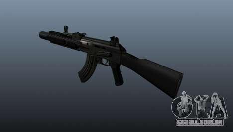 SD DE AK-47 para GTA 4 segundo screenshot