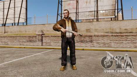 M79 Grenade Launcher para GTA 4 segundo screenshot