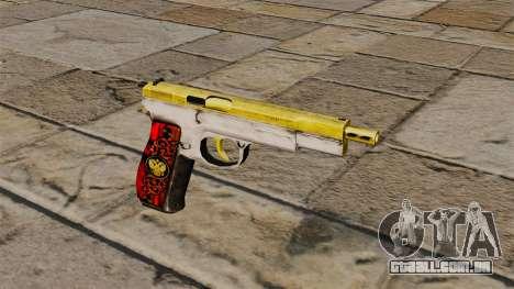 A nova pistola CZ75 para GTA 4