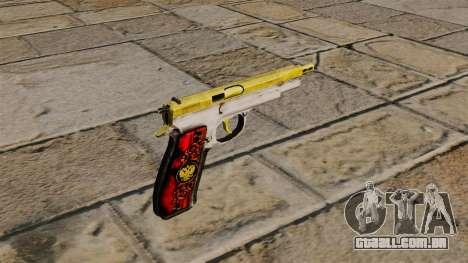 A nova pistola CZ75 para GTA 4 segundo screenshot