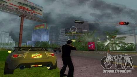 Novos efeitos gráficos v. 2.0 para GTA Vice City nono tela
