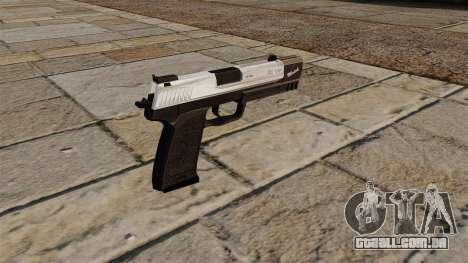 Jogo de pistola HK USP para GTA 4 segundo screenshot