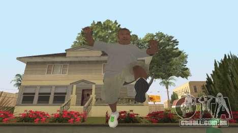 Trevor, Michael, Franklin para GTA San Andreas décimo tela