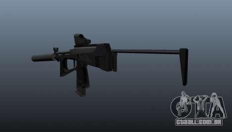 Submetralhadora pp-2000 v1 para GTA 4 segundo screenshot