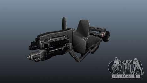 Tufão Light machine gun para GTA 4