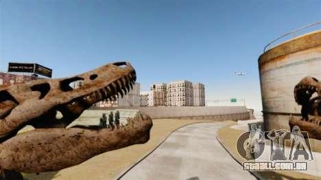 Bohan-Dukes Off Road Track para GTA 4