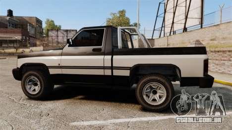 Declasse Rancher 1998 para GTA 4 esquerda vista