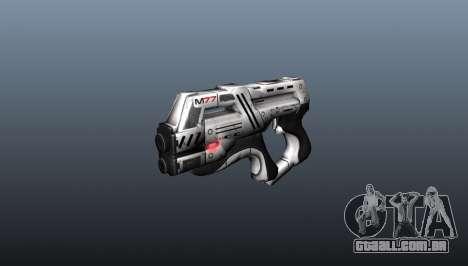 Arma M77 Paladin para GTA 4
