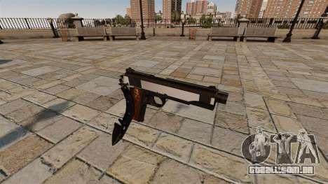 Pistola Colt 1911 faca para GTA 4