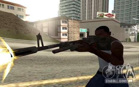 M60E4 para GTA San Andreas