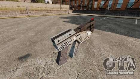 Predador de arma M-3 para GTA 4 segundo screenshot