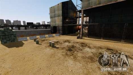 Bohan-Dukes Off Road Track para GTA 4 por diante tela