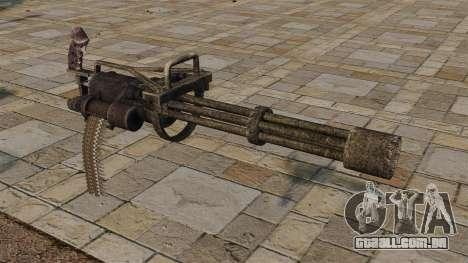 Minigun para GTA 4