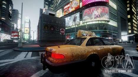 Ultimate Graphics para GTA 4 segundo screenshot