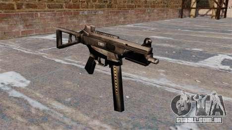 Pistola-metralhadora HK UMP para GTA 4