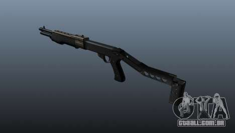 Franchi SPAS-12 shotgun para GTA 4 segundo screenshot