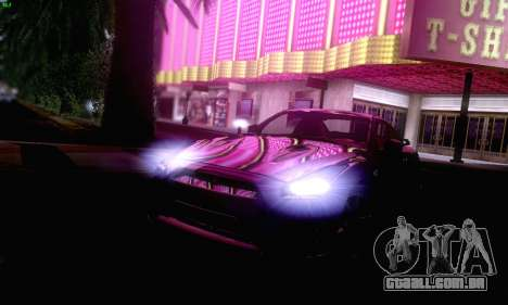 ENBSeries SA_PGAD por ArturIce v 1.0 para GTA San Andreas segunda tela