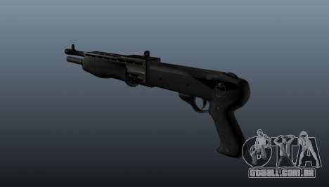 Half-Life de espingarda para GTA 4 segundo screenshot