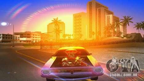 Novos efeitos gráficos v. 2.0 para GTA Vice City segunda tela