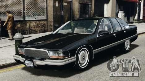 Buick Roadmaster 1996 para GTA 4