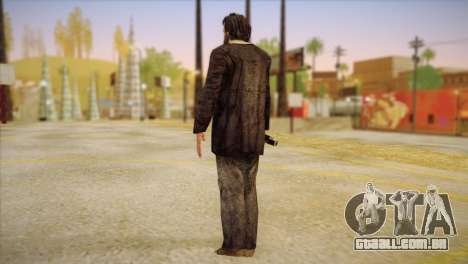 Saddam Hussein para GTA San Andreas segunda tela