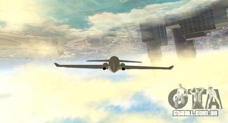 Plain Cam para GTA San Andreas terceira tela