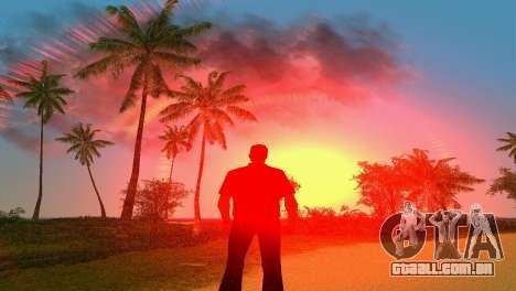 Novos efeitos gráficos v. 2.0 para GTA Vice City sétima tela