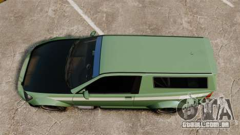 Sultan RS CT para GTA 4 vista direita
