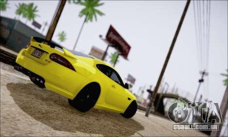 Reflective ENBSeries v1.0 para GTA San Andreas sexta tela