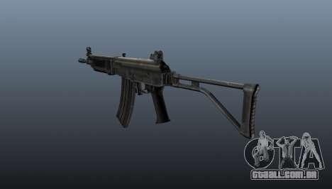 Um fuzil de assalto Galil israelense para GTA 4 segundo screenshot