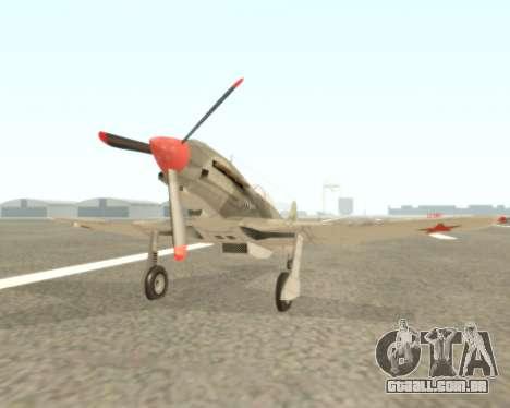 MIG-3 para GTA San Andreas