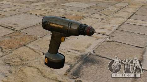 Injetor do parafuso para GTA 4