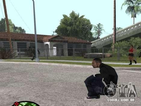 Nova Bmybar para GTA San Andreas terceira tela