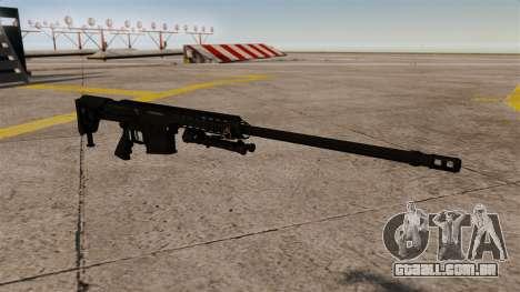 O rifle de Barrett M98B para GTA 4