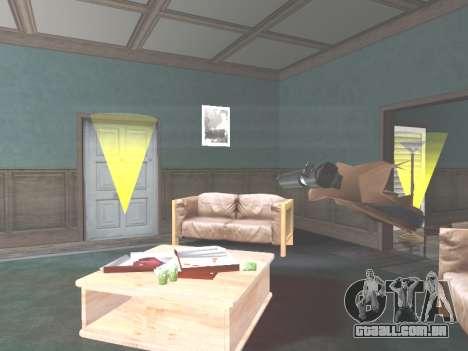 Ruger .22 para GTA San Andreas terceira tela