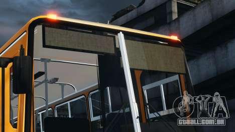 Ikarus 260 para GTA 4 vista direita