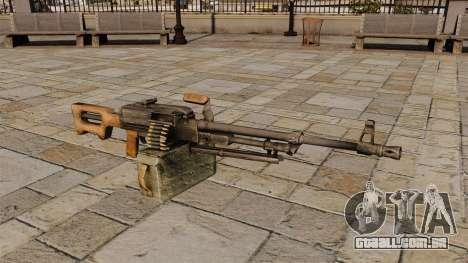 Metralhadora Kalashnikov para GTA 4