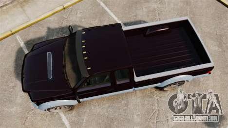 GTA V Vapid Sandking SWB 4500 para GTA 4 vista direita