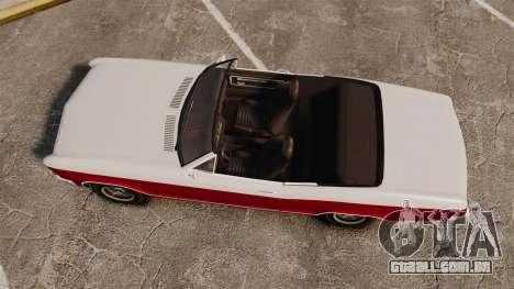 GTA V Buccaneer para GTA 4 vista direita