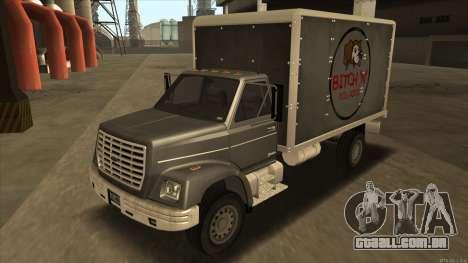 Yankee HD from GTA 3 para GTA San Andreas