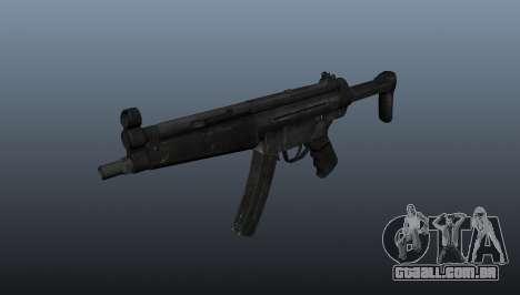 Pistola-metralhadora HK MP5 A3 para GTA 4