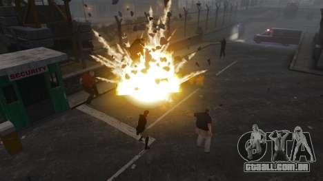 Novo Zombie-script para GTA 4 quinto tela