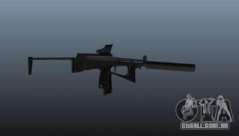 Submetralhadora pp-2000 v1 para GTA 4 terceira tela