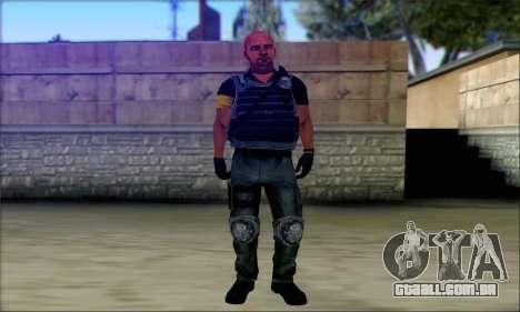 Sam de Far Cry 3 para GTA San Andreas