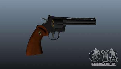 Revólver Python 357 8 em para GTA 4 terceira tela