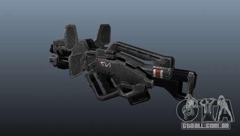 Tufão Light machine gun para GTA 4 segundo screenshot