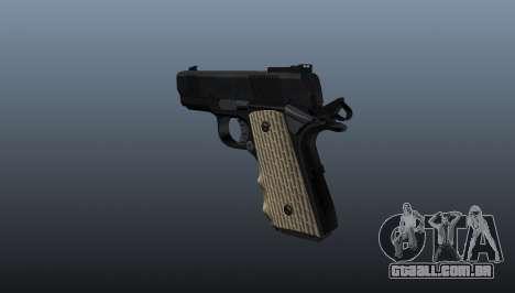 Colt arma de defesa para GTA 4 segundo screenshot