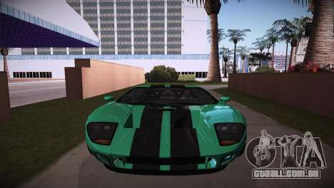 Ford GT TT Ultimate Edition para GTA San Andreas